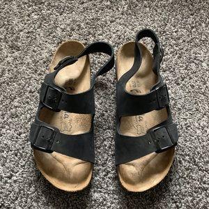 Birkenstock (Betula) Sandals Men's 9 Ladies 11